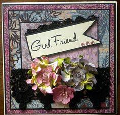 Girlfriend Card