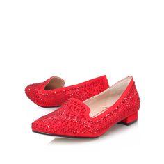 loren, red shoe by carvela kurt geiger - women best sellers