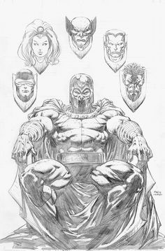 Magneto   David Finch