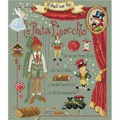 Le Pantin Pinocchio - Madame La Fée