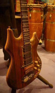 Jerry Garcia s guitar