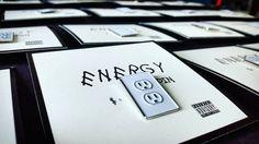 Energy pin