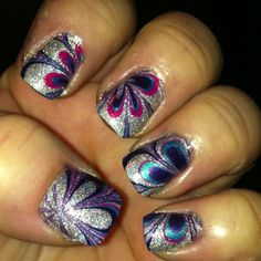 Love this water marble!