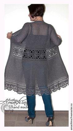 """Women Crochet Cardigan/"