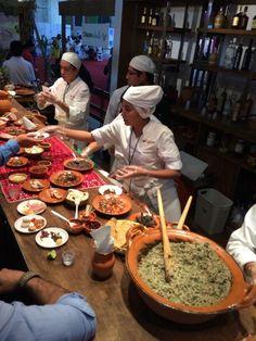 Sorprendido con la degustación Chiapasiónate de #MAGAT2014 @Sectur_Chiapas delicioso!!