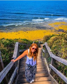 """This trip were to The Great Ocean Road Melbourne-Australia. That was the first Beach of 18 that visited for 3 days with my boyfriend! I'm a Chilean girl who moved to Melbourne in 2014 ... """"Every trip must be a new place that we have never seen before ! I miss Chile but Australia is a wonderful place to live  xoxo!  #repost @Quinadri    Tag #letsgowonder and share your story with the world    We are the #wonderers fierce alone and unstoppable together. Join us link in bio. #GoWonder…"""