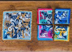 Pocket square, elegant, colorful, sophisticated