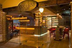 El restaurante Corassini enriquece la historia de Ivano-Frankivsk