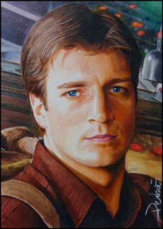 Firefly sketch card collection by DavidDeb by two