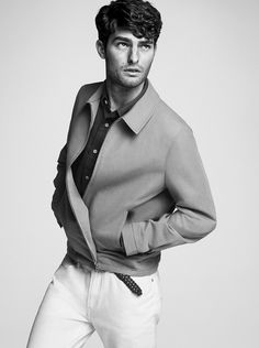 Paolo Anchisi for Club Monaco Spring Summer 2015
