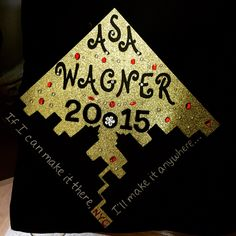 Theatre major graduation cap design ideas pinterest for Accounting graduation cap decoration