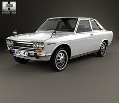 Datsun Bluebird 1600 SSS  1968