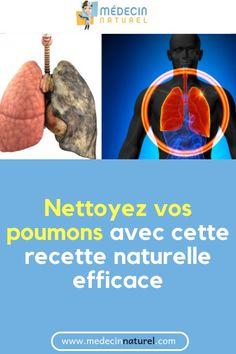 Comment faire un élixir de désintoxication pour nettoyer vos poumons #poumon #remede #fumer #elixir #sante Elixir, Le Diner, Health, Movie Posters, How To Make, Lungs, Natural Remedies, Cleanser, Homemade