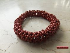 CherryCharm's Kikay Collectible Bangles - Unique handcrafted Bracelets, Necklaces, Pearls and Gift Ideas Bangles, Bracelets, Pearls, Brown, Unique, Gifts, Collection, Jewelry, Bangle Bracelets