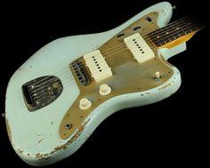 Fender Custom Shop Heavy Relic Jazzmaster Electric Guitar Faded ...