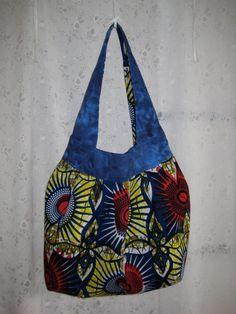 big bag African Spirit, 55€, my Etsy Store