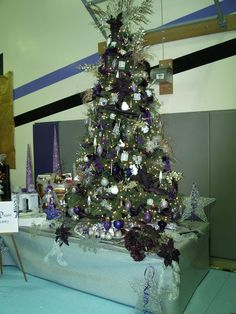 2010 Gala Tree - Sugar Plum Fantasy