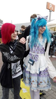 Ask me anything Ask Me Anything, Nanami, Best Youtubers, Pastel Goth, Me Me Me Anime, Harajuku, Witch, Punk, Queen