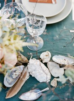 elegant beach wedding inspiration by Enjoy Events Co, photo by Sylvie Gil Photography Palm Wedding, Seaside Wedding, Wedding Prep, Wedding Planning, Nautical Wedding, Boho Wedding, Dream Wedding, Wedding Designs, Wedding Styles