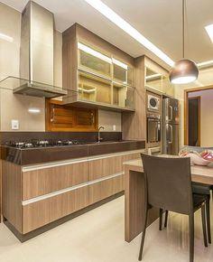 @renoveprojetos arrasaram com essa cozinha LINDA!  Ameiiii !!! Sigam tbm: @carolcantelli_interiores ☺️