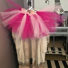 Custom tutu made by me!  Follow my Instagram pg -  a_nuelle_designs ❣