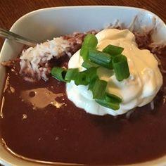Quick Black Bean Soup - Allrecipes.com