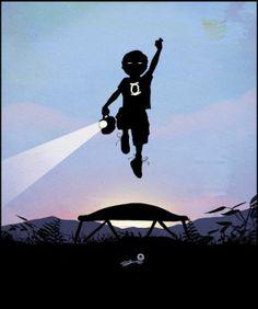 Дети супергероев Andy Fairhurst