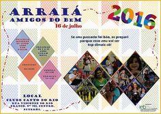 IEBM Convida para o seu Arraiá Amigos do Bem Beneficente -  Niterói - RJ - http://www.agendaespiritabrasil.com.br/2016/07/15/iebm-convida-para-o-seu-arraia-amigos-do-bem-beneficente-niteroi-rj/