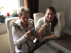 Café Klatsch mit Nicole D. aus Delmenhorst und der Delmenhorster Schriftstellerin Katy Buchholz. https://www.katy-buchholz.de/café-klatsch-mit