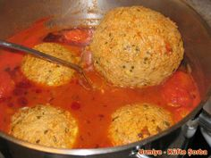 """Persian food - Persian meatballs, called""""Koofteh"""" are such great comfort food! Tastes amazing!"""