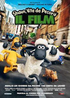 Lo scaldacollo di Shaun The Sheep