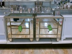 Image result for Home Goods Mirrored Furniture