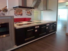 More images of the @Miele_GB Generation 6000 kitchen appliance range from our visit to their UK HQ #Cooking