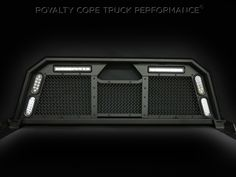 Custom Truck Grille Gallery Photos-Royalty Core HEADACHE RACKS RC88
