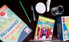 Ina i Sewa: 60 Eksperymentów dla dzieci - zestawienie Monopoly, Science, Diy, Bricolage, Do It Yourself, Homemade, Diys, Crafting