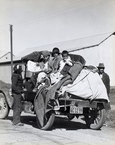 Dorothea Lange, Establishment of rural rehabilitation camps for migrants in California, 15 March 1935.
