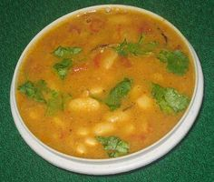 Lima Beans Curry - Baby Lima beans - 1 cup   Onion - 1(finely minced)  Tomato - 2 (crushed or pureed)   Ginger-garlic paste - 1 tsp   Green chili - 1   Turmeric - ¼ tsp   Chilly powder - ½ tsp   Coriander /dhania powder - 1 tsp   Channa masala/ Chicken Masala - ¼ tsp   Salt - to taste   Ghee - ¼ tsp   Oil - 1 tsp   Cumin seeds - ¼ tsp   Coriander leaves - for garnishing