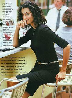 Model Yasmeen Ghauri