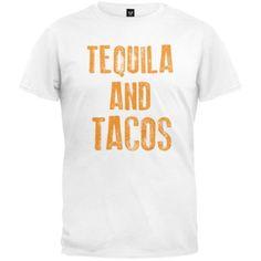 e3f2769cdc502e Cinco De Mayo - Tequila and Tacos T-Shirt - 2X-Large