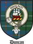Duncan Clan Crest / Tartan / Badge