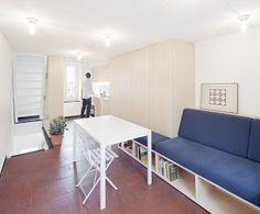 Marzua: Personal apartamento de 35 m2 y cuatro plantas por...