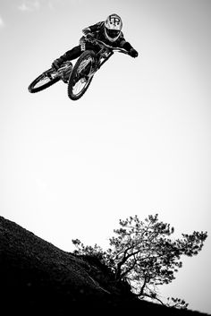remi Thirion in Digne les Bains, France - photo by nicob - Pinkbike