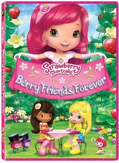 Life in Berry Bitty City is always better when Strawberry and her friends try their berry best! It's friendship and helping hands to the rescue!