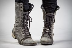 Trends For > Combat Boots For Girls Tumblr