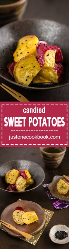 Candied Sweet Potatoes (大学芋) | Easy Japanese Recipes at JustOneCookbook.com