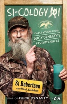 Uncle Si Robertsons book will be released on September 3