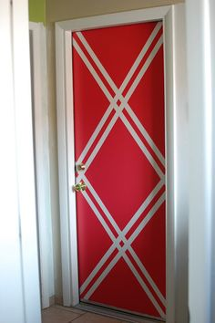 Door Painting Ideas hand-painting vs. spraying our interior doors | interior door