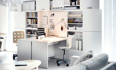 ikea office space. Fine Office Make Your Workspace Work With A BEST Storage Combination That Is Perfect  For Space And  Ikea OfficeOffice  And Office Space G