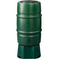Harcostar 227 Litre Water Butt & Free Rain Trap