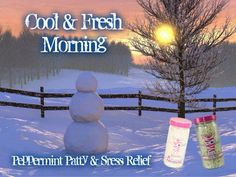 Cool and Fresh Morning.        www.pinkzebrahome.com/scentfultemptations